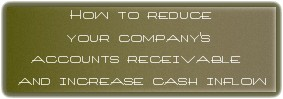 How to reduce your accounts receivable